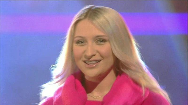 Rebecka Karlsson - Who I Am (live at Bingolotto)