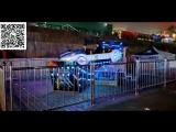9 Seats Flying Car Rides Amusement Park Machine