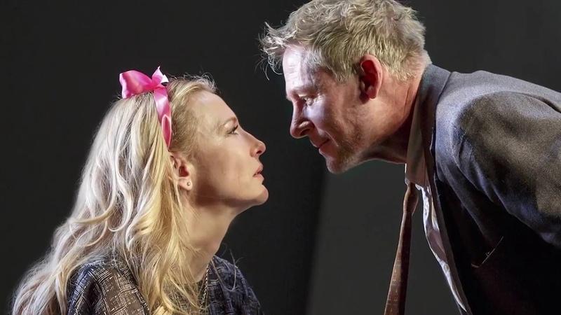 Cate Blanchett and Richard Roxburgh in 'The Present'