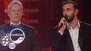 Sanremo 2019 - Marco Mengoni e Claudio Baglioni cantano Emozioni
