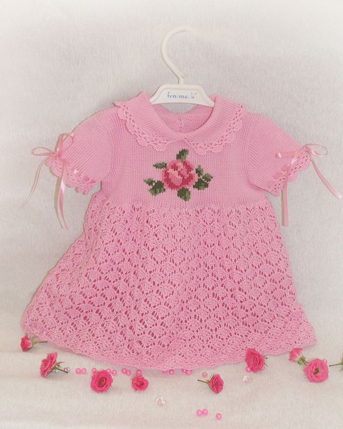 Потрясающее детское платье