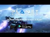 Planet Commander Trailer (ENG)