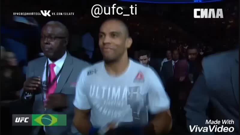 Khabib Nurmagomedov vs Edson Barboza ufc 219 31 декабря 2017 года