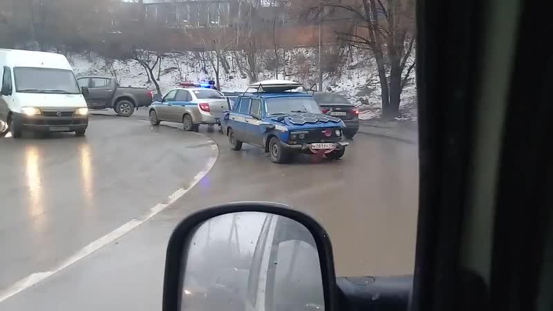 Ростовское НЛО подбито на Стачках