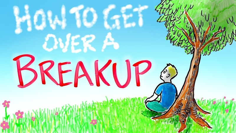 How to Get Over a Breakup - 6 Simple Steps to Heal Grow