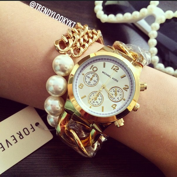 Майкл корс купить браслет для часов