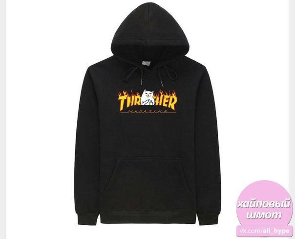 Худи Thrasher - Заказ через другие страны