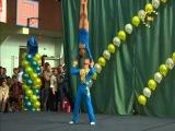 Соревнования по спортивной акробатике 28 01