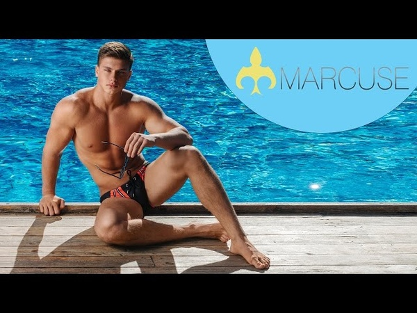 Male model Ivan Gudkov for Marcuse – Behind The Scenes