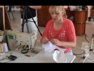 Фрагмент видеокурса Сложная чашка. Крылья ангела от Татьяны Козоровицкой