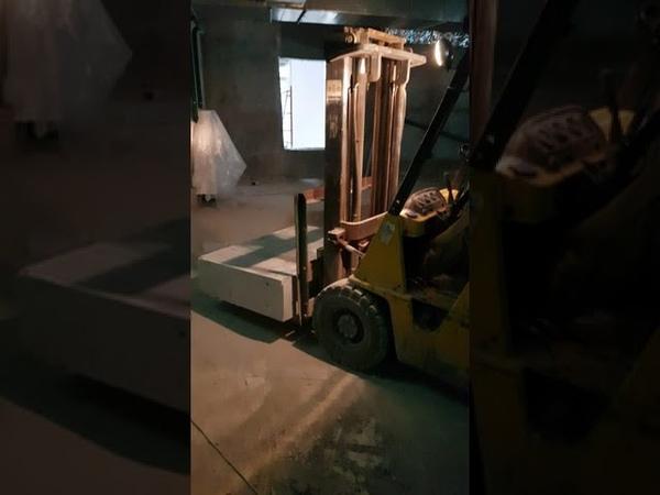 Вывоз ж/б блоков с цокольных этажей