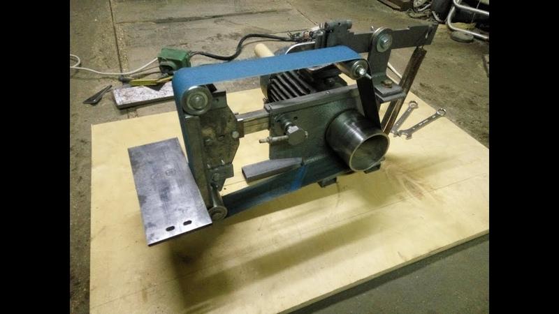 Новый самодельный гриндер. Часть 2. Homemade grinder.