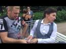 Андрей Позняков и я