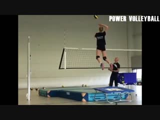 Best volleyball trainings 2018 (hd)