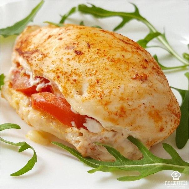 Рецепты запеканки куриной грудки фото