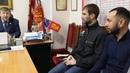 Встреча первого секретаря с молодежным крылом партии