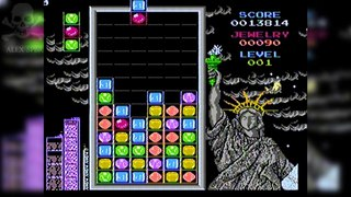 [Famiclone-50HZ]1990 魔法寶石 Magic Jewelry - Gameplay