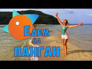 Как добраться с острова Самуи на остров Панган. Пляж Мае Хаад (Mae Haad Beach).