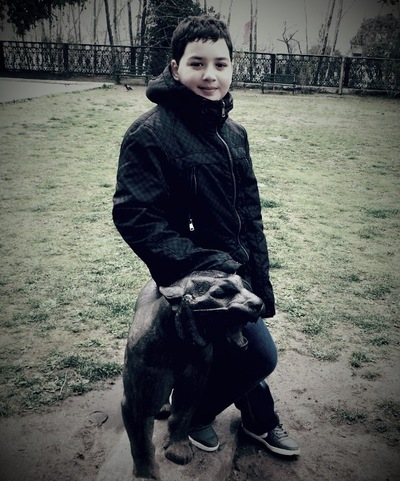 Низамишка Нагиев, 3 февраля 1999, Казань, id171756735