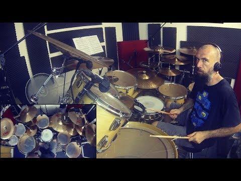 Sepultura - Refuse/Resist - Igor Cavalera Drum Cover by Edo Sala with Drum Charts