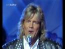 Blue System - Déjà Vu (ZDF, Hitparade, 18.09.1991) Interview