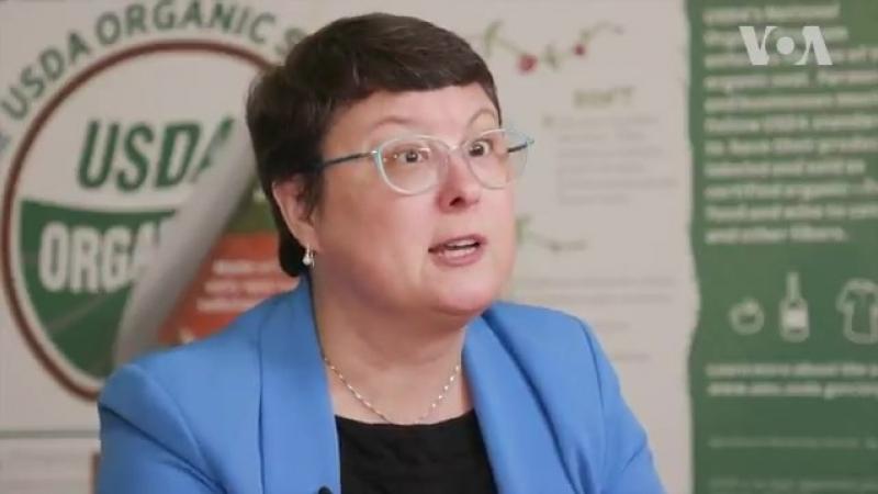 Як українські фермери можуть отримати сертифікат виробника органічних харчів від уряду США