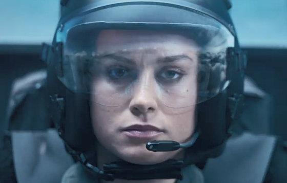 Видео к фильму «Капитан Марвел» (2019): Трейлер (дублированный)