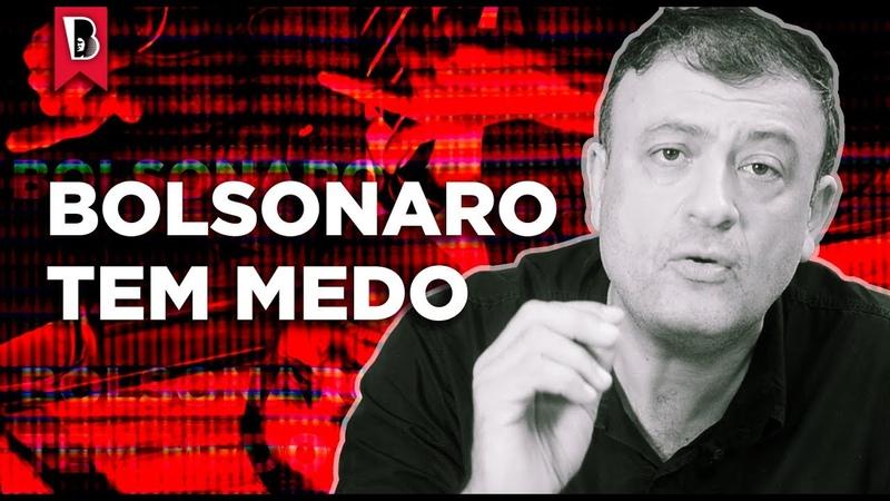 Christian Dunker Bolsonaro é medroso e covarde