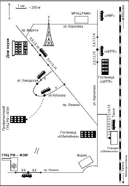Схема проезда и карта (Дворец