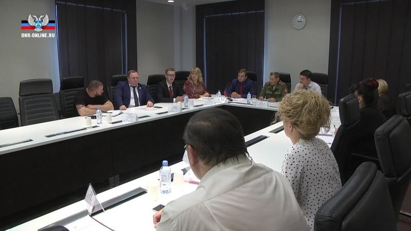 Депутаты НС ДНР подняли вопрос об установлении льготного проезда для школьников в период обучения
