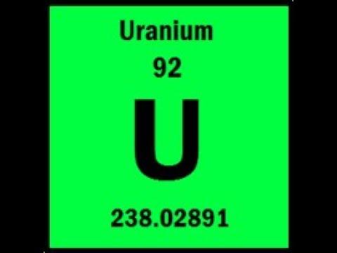Добыча урана методом Скважинным подземным выщелачиванием