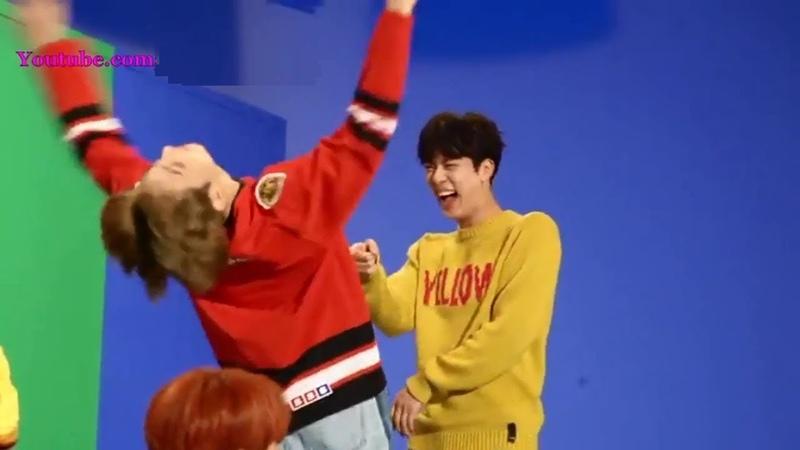 [BTS Funny] Khi bé út Jeon Jungkook khiến các anh không thể nhịn cười ( Vietsub - HD )