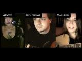 Malukah &amp Wolfgang &amp Arysta The Dragonborn Comes (Skyrim)