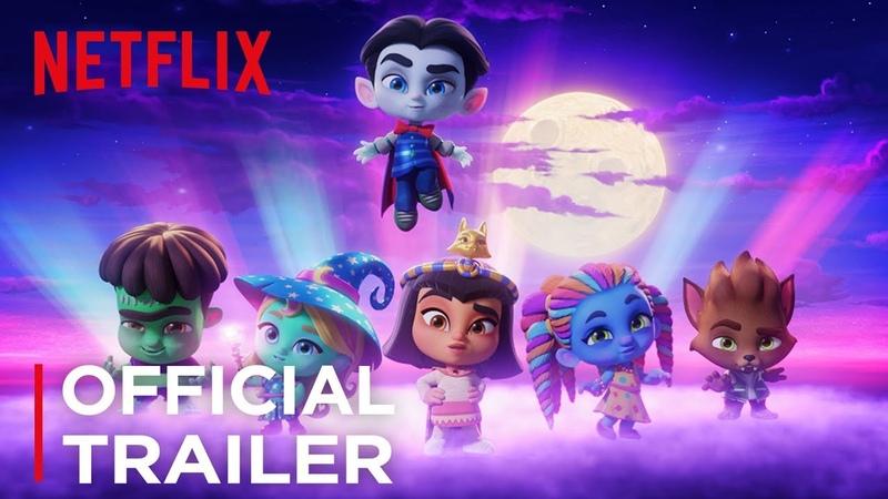 Super Monsters: Season 2 | Official Trailer [HD] | Netflix