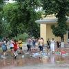 Аква флешмоб (Александровка)