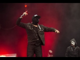 Hollywood Undead - Everywhere I Go (St Petersburg Russia) @ Greenfest