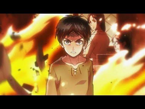 『AMV』 Eren Jaeger — Я словно феникс восстану из пепла (Аниме клип)
