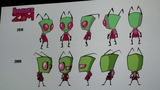 Invader Zim: Enter the Florpus Panel Part 2/? - SDCC