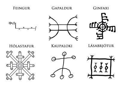 Символы древних скандинавов ULfLMmDIE6E