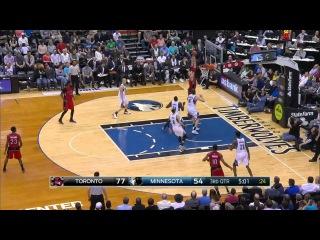 HD Toronto Raptors vs Minnesota Timberwolves | Full Highlights | April 1, 2015 | NBA