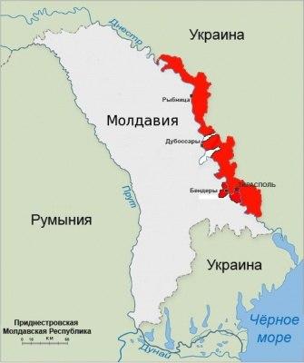 Угроза Приднестровью