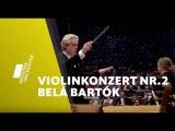 Bela Bartok 2. Violinkonzert Tetzlaff WDR Sinfonieorchester - Livestream