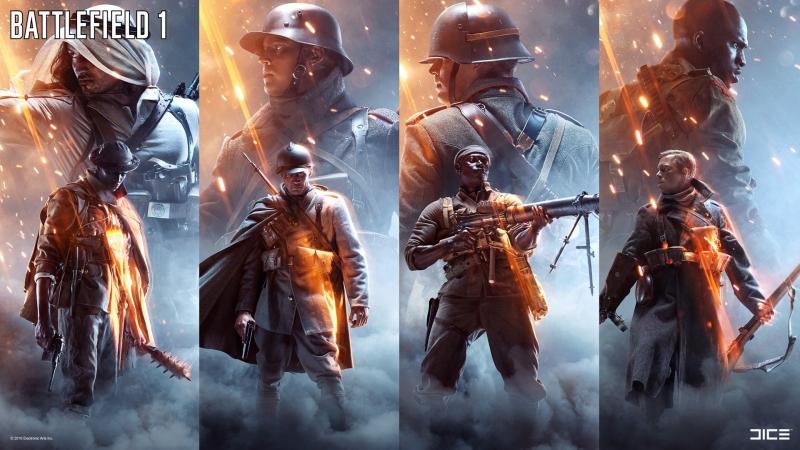 Battlefield 1 - Live Stream 1 - War does not change!