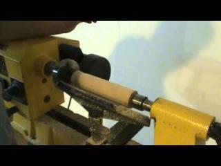 Основы работы на токарном станке по дереву