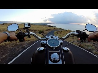GoPro: Road to Hana on a Motorcycle