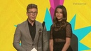 Annie LeBlanc and Tyler Oakley Present Creator of the Year Streamys