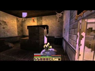 Задроты в Майн #23 Зомби апокалипсис часть 2