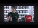 Surprising Coca-Cola taste experiment in cinema