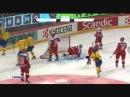 Хоккей Швеция - Россия - 2:0 Евротур Шведские игры Обзор