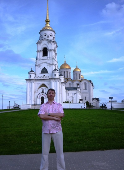 Сергей Патчин, 5 ноября 1971, Владимир, id201043847